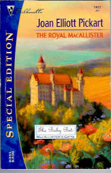 Image for The Royal MacAllister (Silhouette Special Edition Ser.)