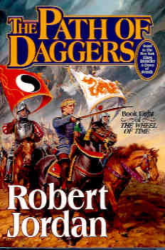 Image for The Path of Daggers (The Wheel of Time Ser., Bk. 8)