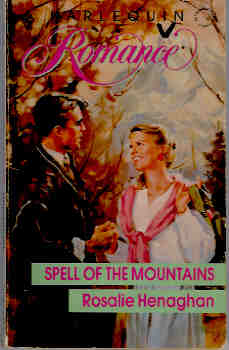 Image for Spell of the Mountains (Harlequin Romance #3027)