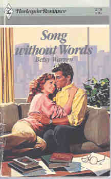 Image for Song Without Words (Harlequin Romance #2770 06/86)