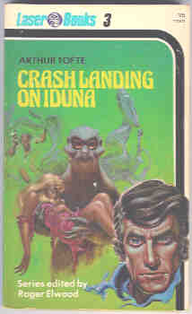 Image for Crash Landing on Iduna