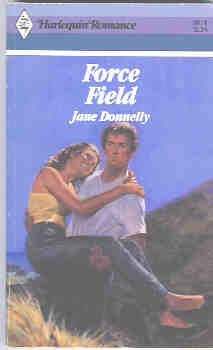 Image for Force Field (Harlequin Romance #2871 11/87)
