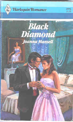 Image for Black Diamond (Harlequin Romance #2894 03/88)