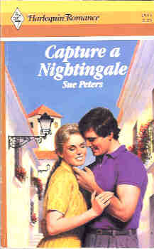 Image for Capture a Nightingale (Harlequin Romance #2915 06/88)