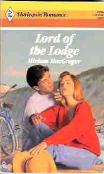 Image for Lord of the Lodge (Harlequin Romance #2996 08/89)