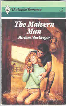 Image for The Malvern Man (Harlequin Romance #4 12/87