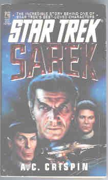 Image for Sarek (Star Trek Ser.)
