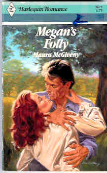 Image for Megan's Folly (Harlequin Romance #2679 03/85)
