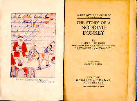 Image for The Story of a Nodding Donkey (Makebelieve Stories)