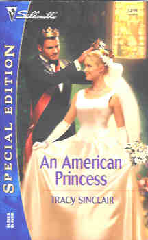 Image for An American Princess (Silhouette Special Edition #1499 10/02)