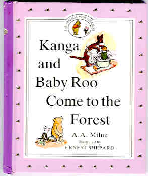 Image for Kanga and Bay Roo Come to the Forest