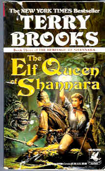 Image for The Elf Queen of Shannara (The Heritage of Shannara Book 3)