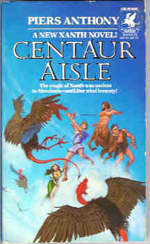 Image for Centaur Aisle (Xanth Series #4)