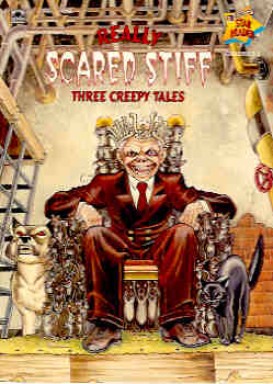 Image for Really Scared Stiff : Three Creepy Tales