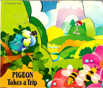 Image for Pigeon Takes a Trip (Golden Book Ser.)