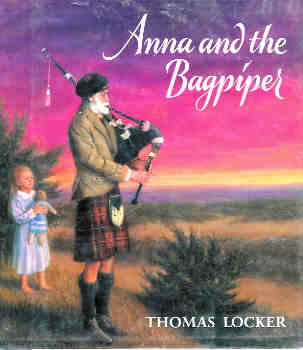 Image for Anna and the Bagpiper