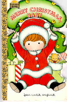 Image for Merry Christmas, Baby (Sturdy Shape Bks.)