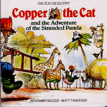 Image for Copper the Cat and the Adventure of the Stranded Panda