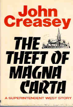Image for Theft of Magna Carta, the