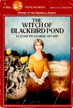 Image for The Witch of Blackbird Pond (Yearling Newbery Ser.)