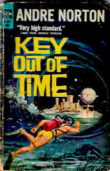 Image for Key out of Time (Ace F-287)
