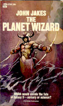 Image for The Planet Wizard