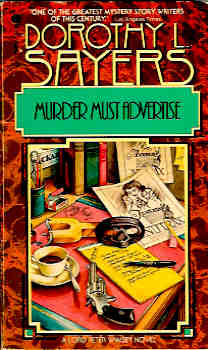 Image for Murder Must Advertise (Lord Peter Wimsey Mystery Ser.)
