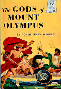 Image for The Gods of Mount Olympus