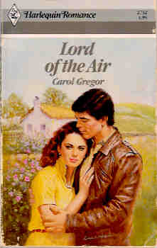 Image for Lord of the Air (Harlequin Romance #2732 12/85)