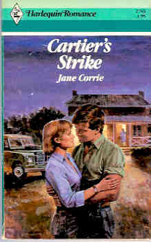 Image for Cartier's Strike (Harlequin Romance #2743 02/86)