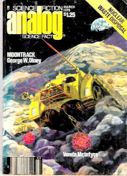 Image for Analog Science Fiction, Science Fact March 1978