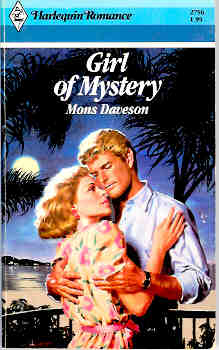 Image for Girl of Mystery (Harlequin Romance #2756 04/86)