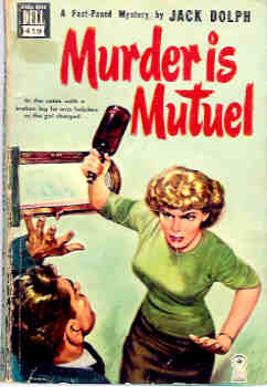 Image for Murder is Mutuel
