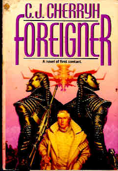 Image for Foreigner (The Foreigner Trilogy, Bk. 1)