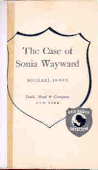 Image for The Case of Sonia Wayward