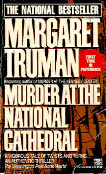 Image for Murder at the National Cathedral (Capital Crimes Myteries Series)
