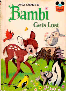 Image for Walt Disney's Bambi Gets Lost (Disney's Wonderful World of Reading Ser., No. 2)