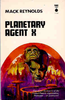 Image for Planetary Agent X