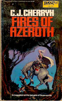 Image for Fires of Azeroth (Morgaine Cycle Ser.)