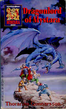 Image for Dragonlord of Mystara (Dragonlord Chronicles Book 1)