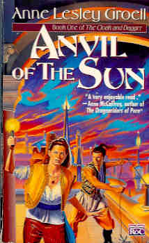Image for Anvil of the Soul (Cloak and Dagger Ser., No. 1)