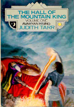 Image for The Hall of the Mountain King (Avaryan Rising Vol. 1)