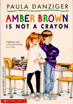 Image for Amber Brown Is Not a Crayon (Amber Brown Ser., No. 1)