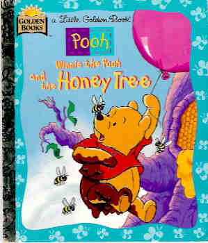 Image for Winnie the Pooh and the Honey Tree (Little Golden Bks.)