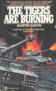 Image for The Tigers are Burning