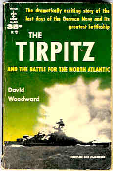 Image for The Tirpitz and the Battle for the North Atlantic