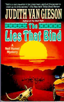 Image for The Lies That Bind : A Neil Hamel Mystery