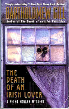Image for The Death of an Irish Lover : A Peter McGarr Mystery
