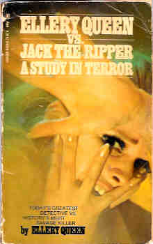 Image for Ellery Queen vs. Jack the Ripper : A Study in Terror