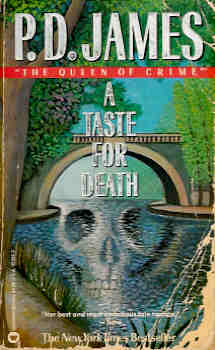 Image for A Taste for Death